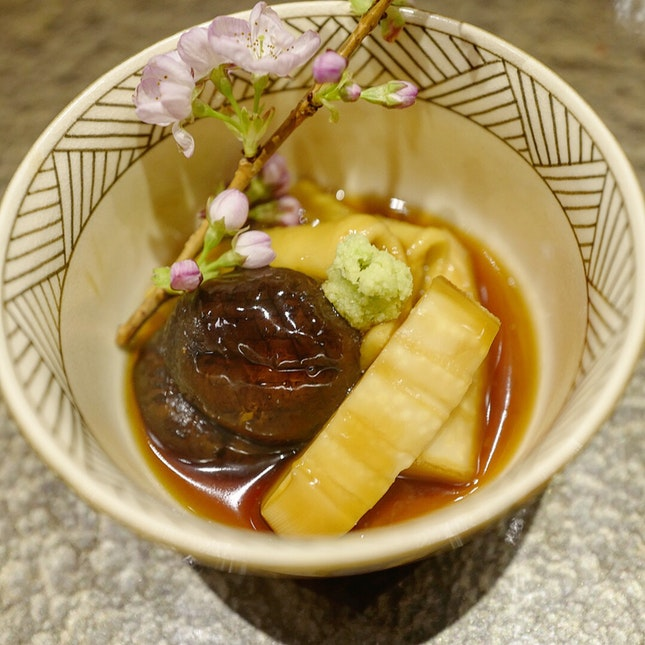 Vegetarian Omakase
