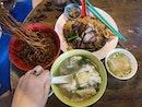 Bak Kut Teh (Restoran Shangri-La)