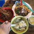Both bowl of noodles 🍜  belong to @ianler #burpple #amayzing_damansara