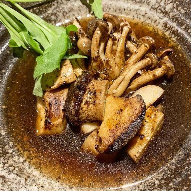 Truffle, King Mushroom, Maitake, Mushroom Broth 🍄🍄🍄 #amayzing_damansara #burpple