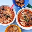 Lim Curry Laksa (林记娘惹叻沙)