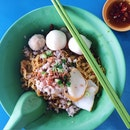 Fishball Noodle Breakfast With My Parents
