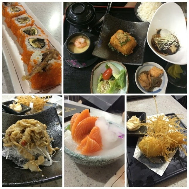 Friday dinner with sis #tgif #sisters #dinner #japfood