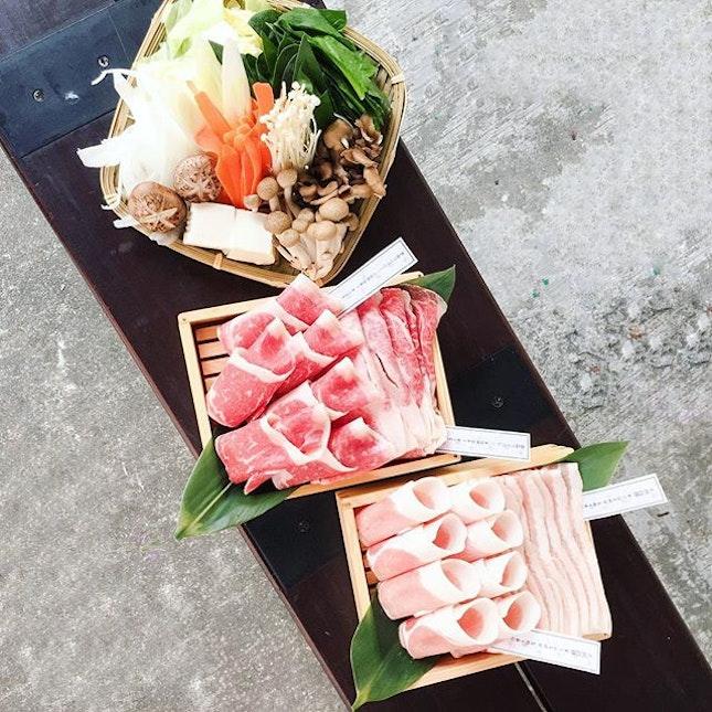 Time for a treat😋😋~~@Sakurazakasg, think Japanese shabu-shabu, sukiyaki, and kakigori.