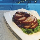 Beijing duck for din-din.