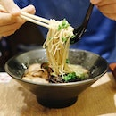 Ramen for a chilly night - {Char Siu Ramen} at Menzo Butao tonight with the mister before adjourning to for our concert : Mahler's Symphony No.