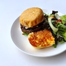 Jerk beef burger, another goodie from lime deli ..