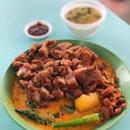 Curry Cutlet Noodles