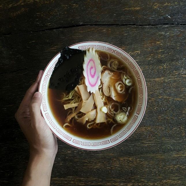 Tokyo Ramen ($9.50 NETT During Lunchtime)