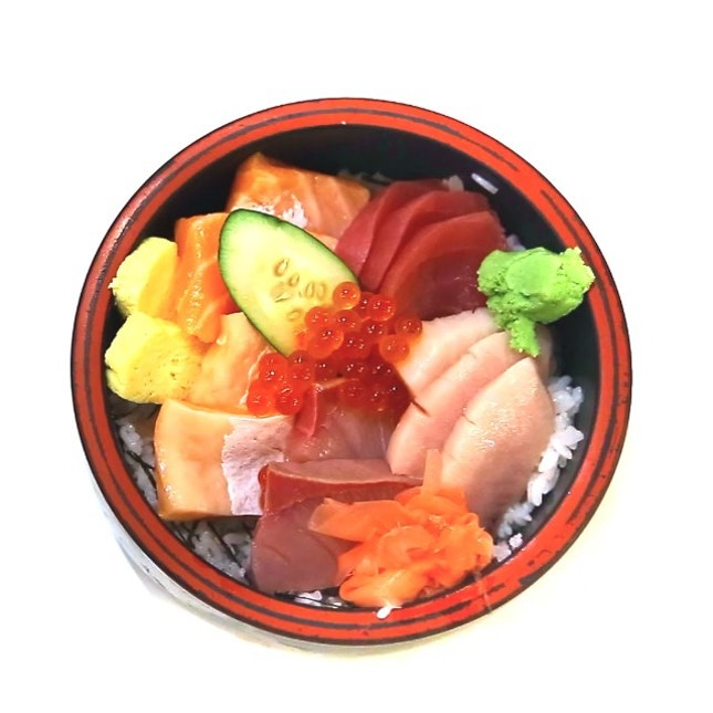 Having a Chirashi Don craving and made my way for this usually regarded as one of the better ones around.
