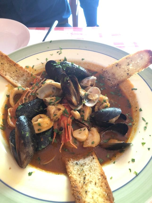 Puglia Italian Food