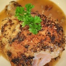 Roasted Quarter Chicken
