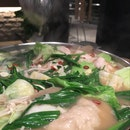Chicken Shabu