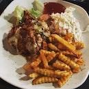 #越吃越饿 #burrple #burrplesg #timbreplus #cajunchicken