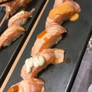 Favourite Aburi Salmon Belly