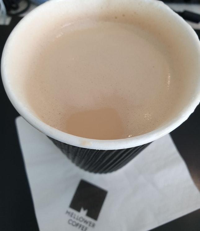 Rooibos Latte @ Mellower Coffee [$6.60 /2]