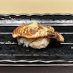 A seasonal ingredient that's not on the menu, this is shirako (sperm of the madai (sea bream)).