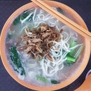 Qiu Rong Ban Mian (Old Airport Road Food Centre)
