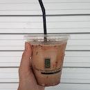 iced mocha latte ($5.50)
