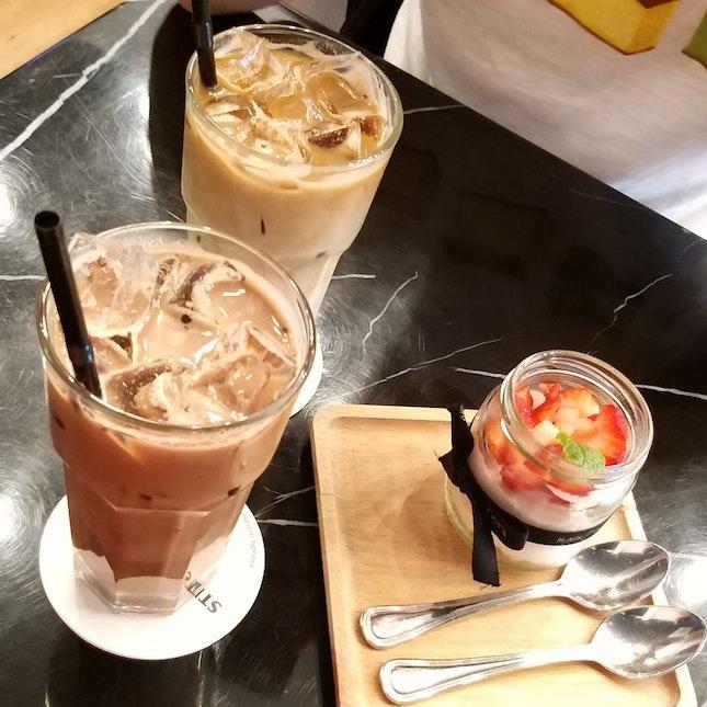 iced coffee 101 💛