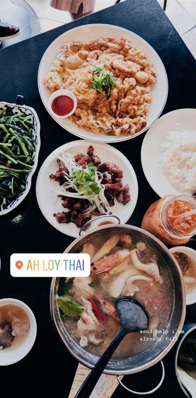 3 dish 1 soup ($38.40)