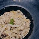 Tortellini truffle