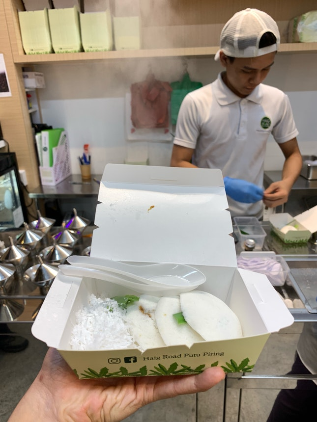 World Known Putu Piring