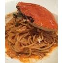 Om nom nom 😋 #crabpasta 🦀 #burpple #sgfoodie #entertainerapp