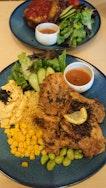 Herb Aoili Chicken Bento