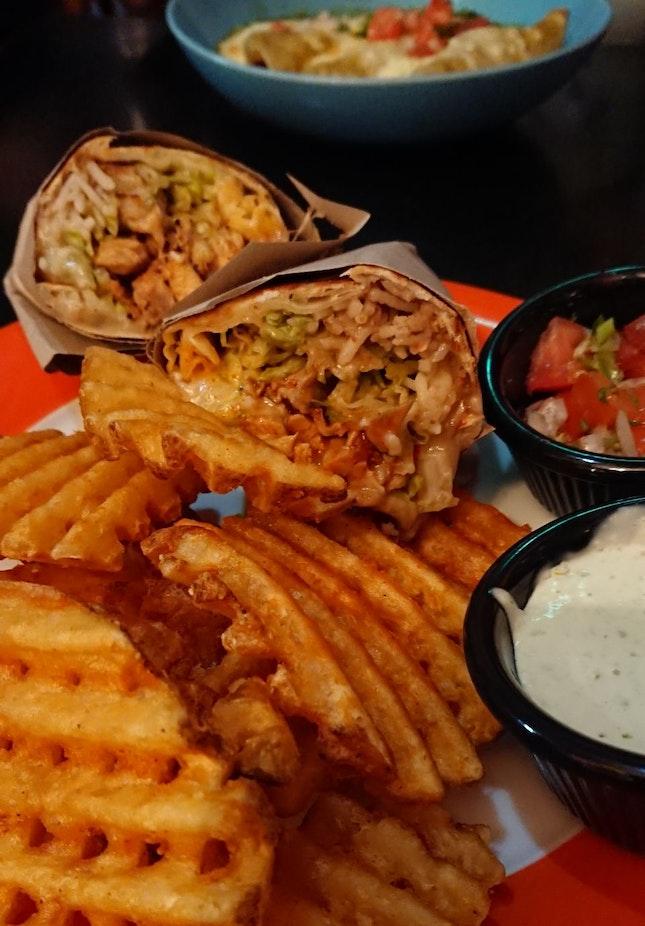 La Comida Mexicana 🥑🌮🌯