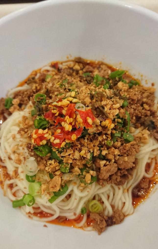 Burning Noodles (Divine Chicken Pot Stall)
