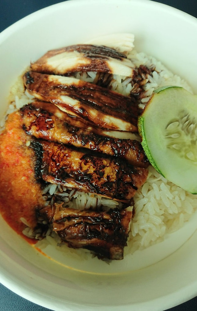 Chicken Rice 🍗🍚🌶️