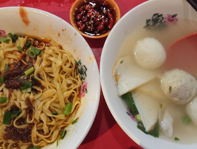 Signature Fishball Noodle