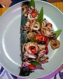 Wok-Fried Salt & Pepper Squid