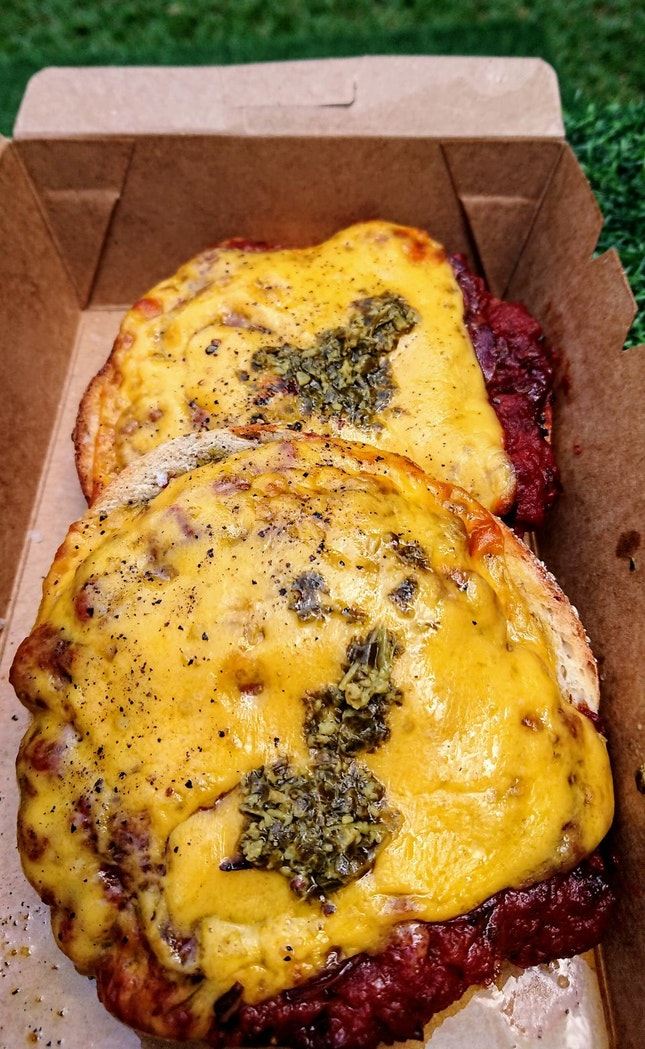 Pepperoni Pizza Bagel