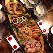 Oktoberfest Pork Platter