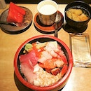 Just behind United Square, Matsuo Sushi is a small Jap restaurant that can easily be missed.