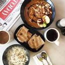 Delicious comfort food that won't burn a hole in your wallet☝🏼️#sgfoodsteps #sgfood #sgfoodie #sgfoodiary #sgeats #foodsg #sgcafe #sgcafefood #jiaklocal #instafood_sg #openricesg #burpple #setheats #8dayseat