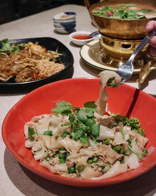 Drunken Pork Noodle ($7.90), a must-try dish at this hidden gem located within Far East Plaza.