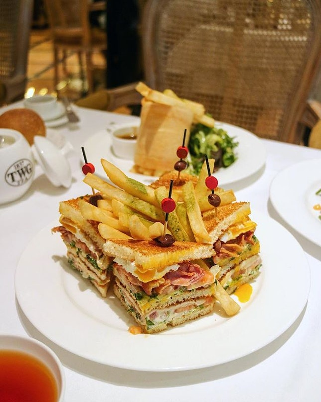 Known for their exclusive tea blends and luxurious afternoon tea menu, @TWGteaofficial also serve a variety of savoury dishes infused with their signature tea blends.