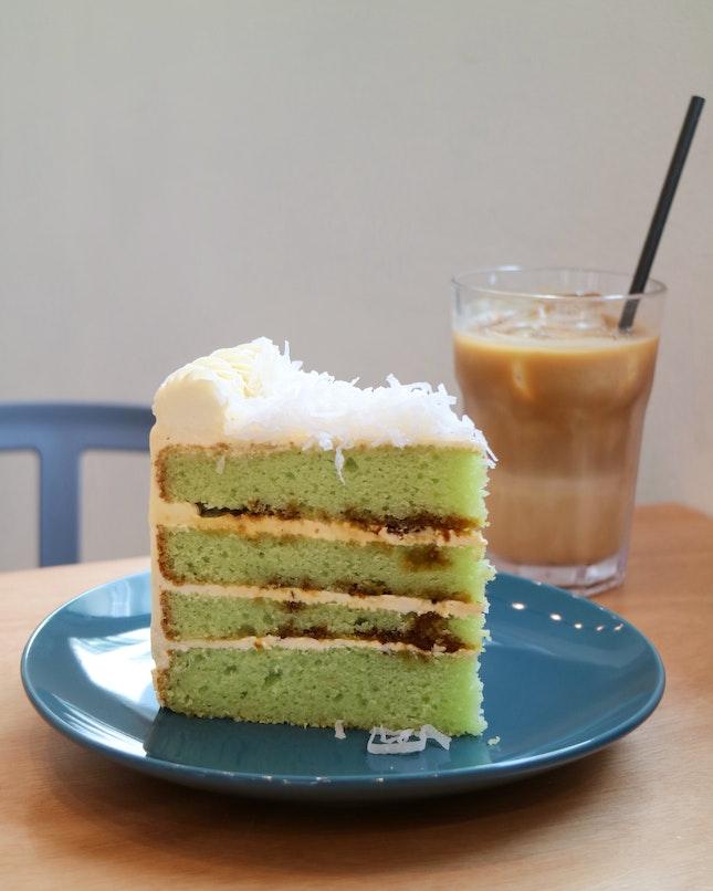 Kak Sheila Majid ($9/slice)