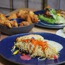 Modern Asian Food