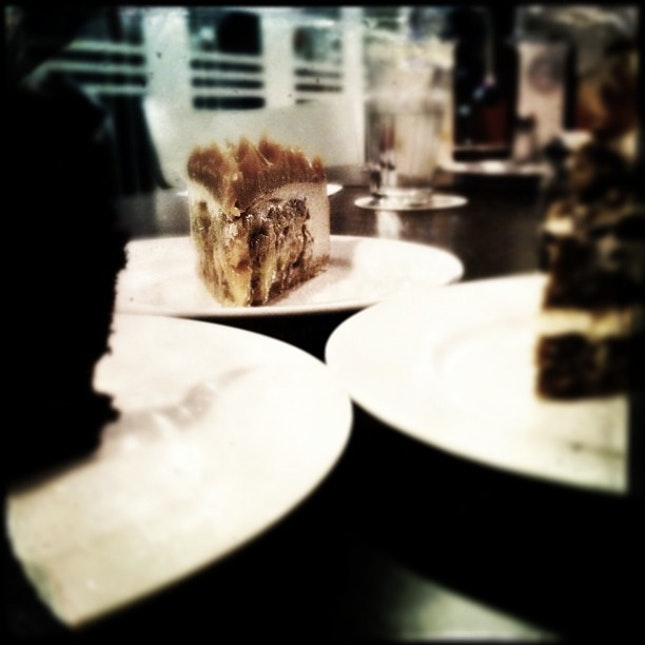 Indulging in some good old faithful flavours! Love all around (my waistline too!) | #food #dessert