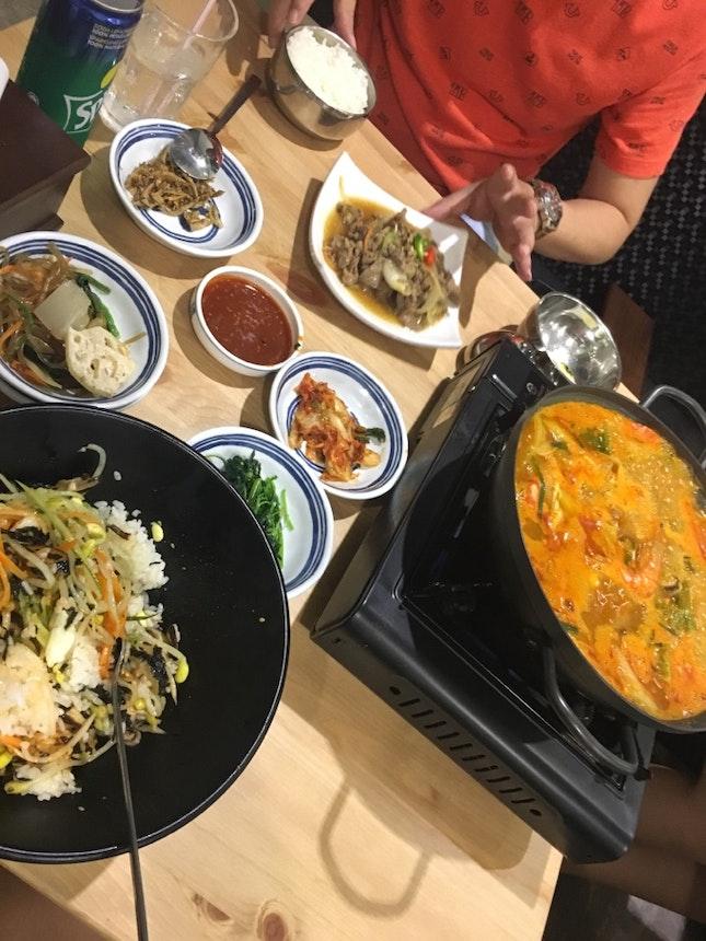 Big Mama Korean Restaurant