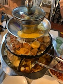 4 Tier Pagoda Steamboat