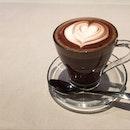Hot chocolate..☕️