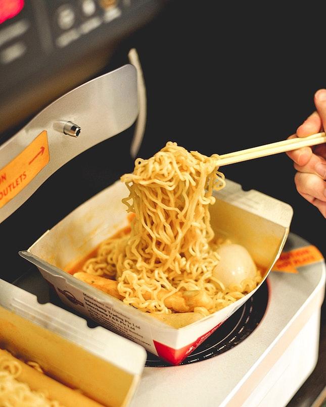 🍜Ramen Cooking Machine 😋(3/5)
