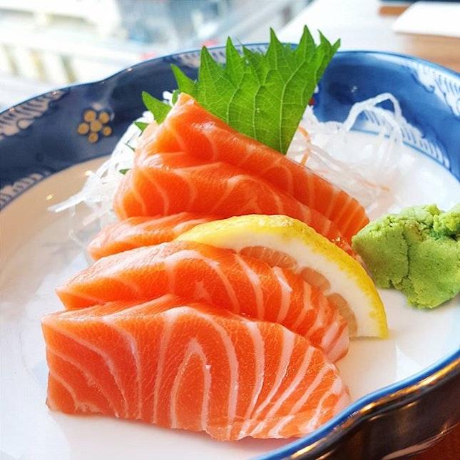 Sashimi cravings.