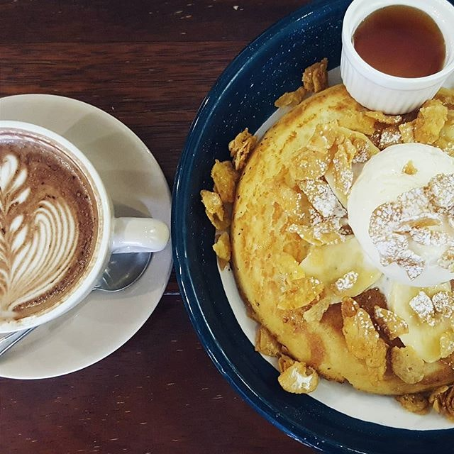Mornings were made for kicking back and chilling with loved ones over food and coffee that you love, and at a cafe that you love.
