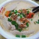 Woo Pin Fish Head Noodles (Taman Desa)
